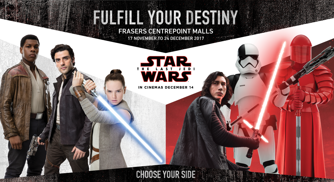 Fulfill Your Destiny At Frasers Centrepoint Malls