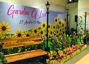 Garden of Love - Guess, Snap, Post and Win Facebook Contest