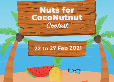 Nuts for CocoNutnut Instagram Contest