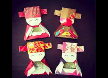Hongbao Origami Workshop