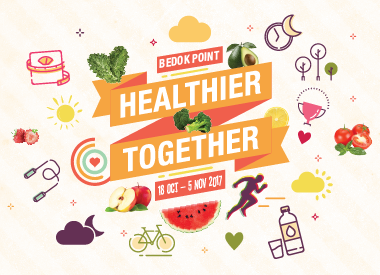 A Fitter And Healthier You at Bedok Point