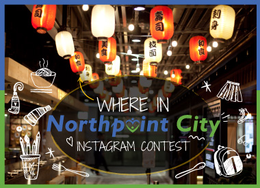 'Where In Northpoint City' Instagram Contest