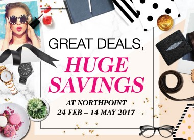 Enjoy Huge Savings at Northpoint!