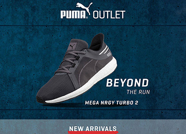New Arrivals at PUMA Outlet