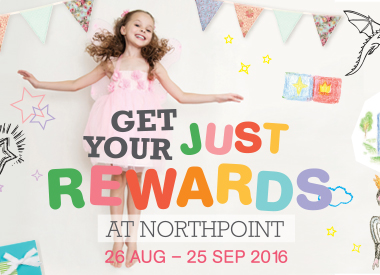 Shop to your heart's content at Northpoint
