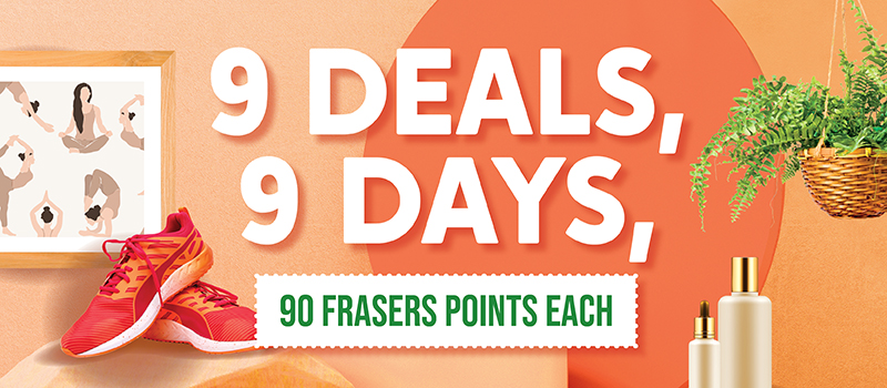 9 Days of Marvellous eDeals