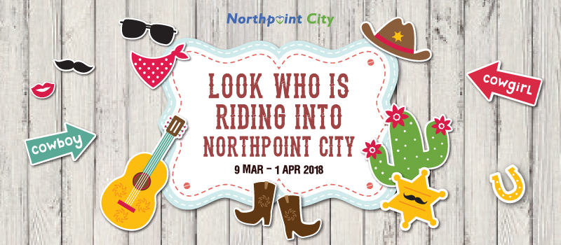 Look Who is Riding into Northpoint City